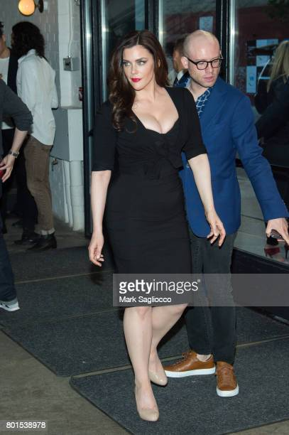 Actress Kim Director attends TriStar Pictures The Cinema Society and Avion's screening of 'Baby Driver' at The Metrograph on June 26 2017 in New York...