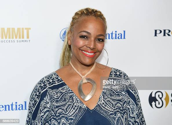 Actress Kim Fields attends the 2016 Sustaining Success Summit at College Football Hall of Fame on August 11 2016 in Atlanta Georgia