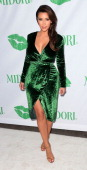 Actress Kim Kardashian hosts the Midori Makeover Parlour at Fred Segal on September 25 2012 in Santa Monica California