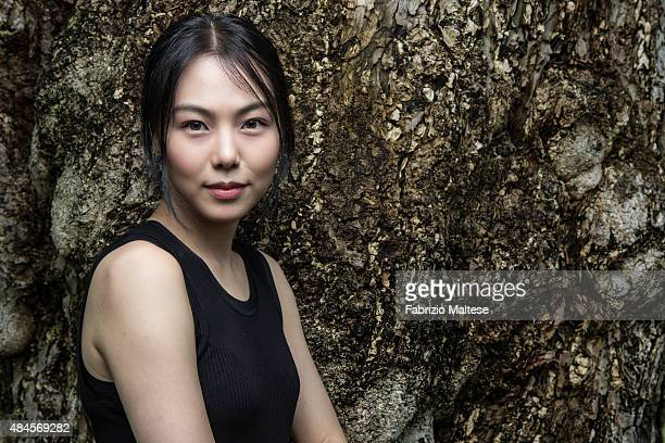 Actress Kim Minhee is photographed for Self Assignment on August 7 2015 in Locarno Switzerland