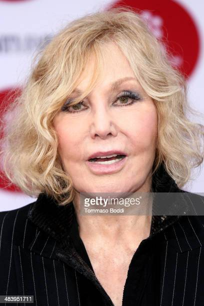 Actress Kim Novak attends the 2014 TCM Classic Film Festival opening night gala and world premiere of the restoration of 'Oklahoma' held at the TCL...