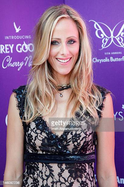 Actress Kim Raver attends the 11th Annual Chrysalis Butterfly Ball on June 9 2012 in Los Angeles California