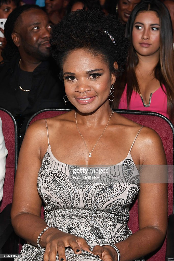 Actress Kimberly Elise attends the 2016 BET Awards at the Microsoft Theater on June 26, 2016 in Los Angeles, California.