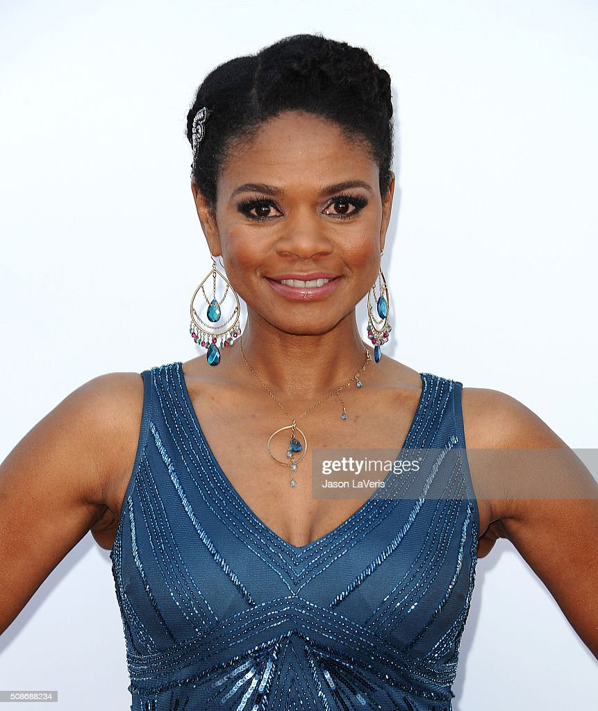 Actress Kimberly Elise attends the 47th NAACP Image Awards at Pasadena Civic Auditorium on February 5, 2016 in Pasadena, California.