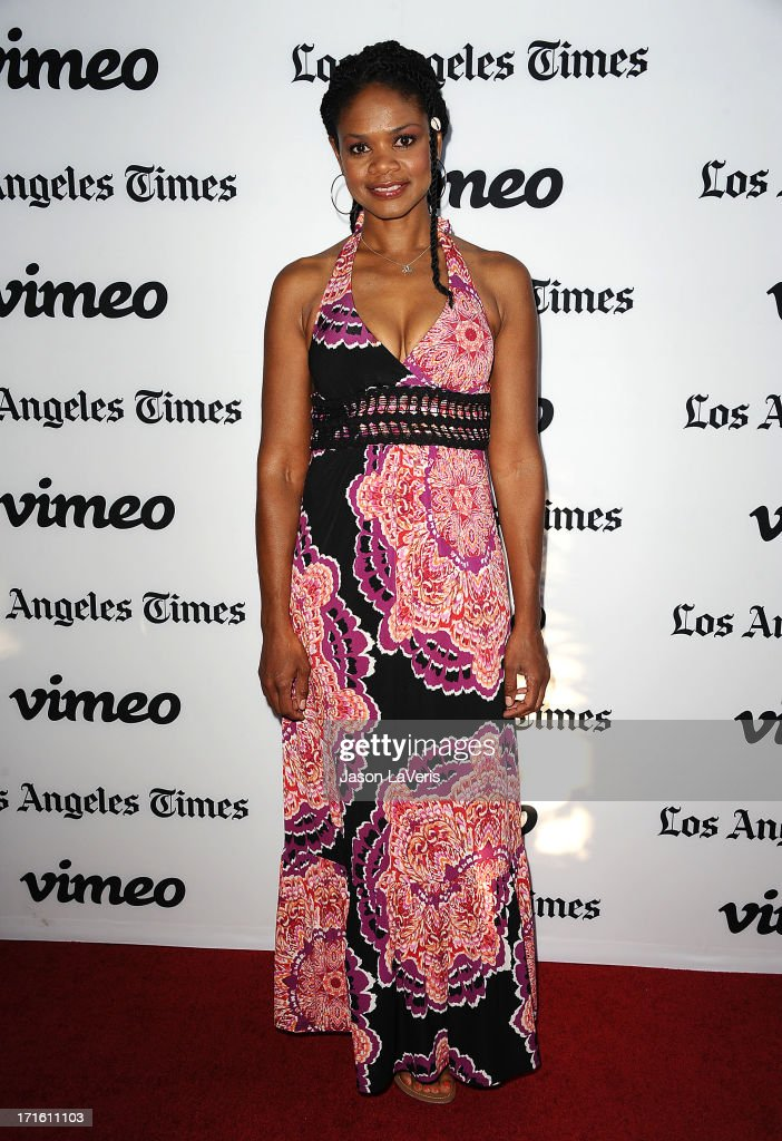 Actress Kimberly Elise attends the premiere of 'Some Girl' at Laemmle NoHo 7 on June 26 2013 in North Hollywood California