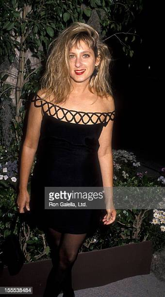 Actress Kimmy Robertson attends ABC TV Affiliates Party on June 12 1990 at the Century Plaza Hotel in Century City California