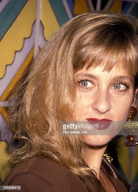 Actress Kimmy Robertson attends EMA Tree People Benefit on September 22 1990 at the Union Train Station in Los Angeles California