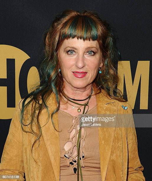 Actress Kimmy Robertson attends the Showtime Emmy eve party at Sunset Tower on September 17 2016 in West Hollywood California