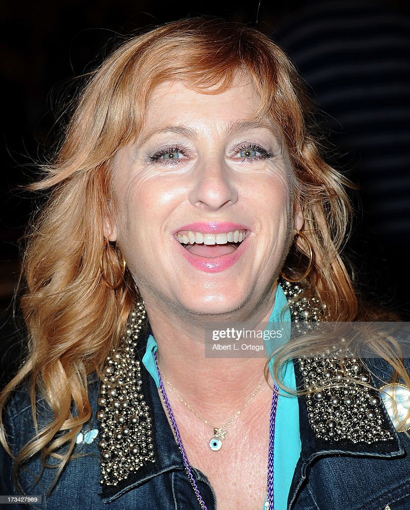 Actress Kimmy Robertson participates in The Hollywood Show held at Westin LAX Hotel on July 13, 2013 in Los Angeles, California.