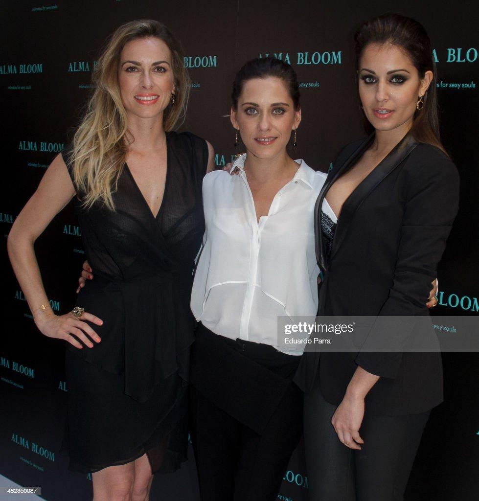 'Alma Bloom' Flagship Store Presentation in Madrid