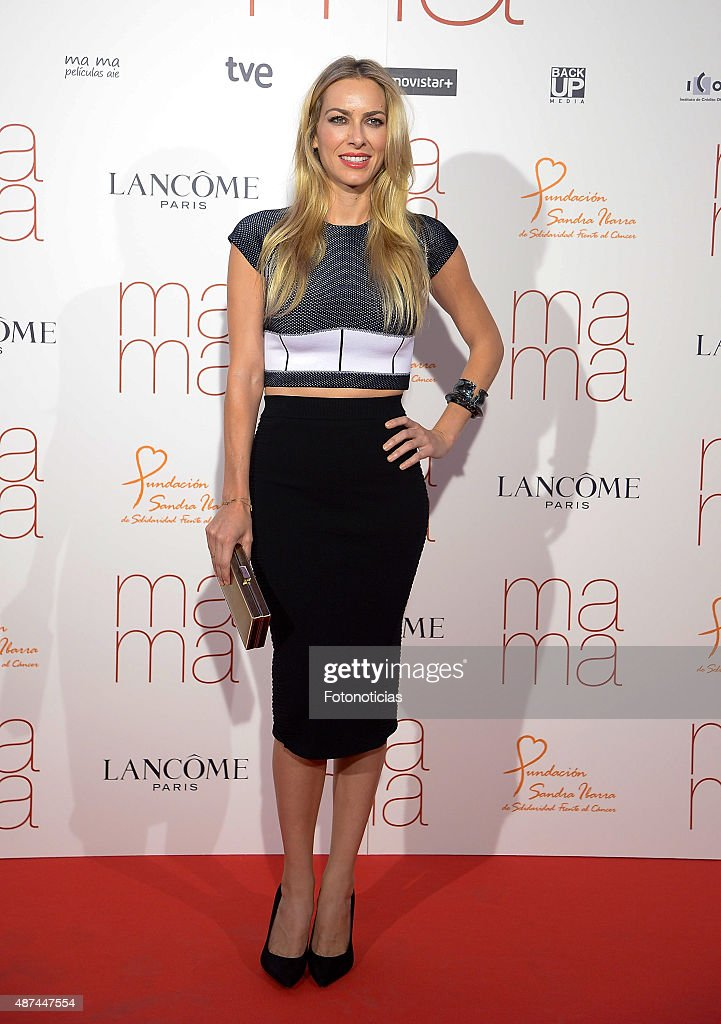 'Ma Ma' Madrid Premiere