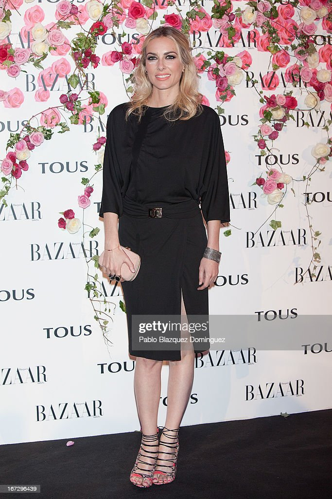 Actress Kira Miro attends the presentation of the new fragrance 'Rosa' at Ritz Hotel on April 23, 2013 in Madrid, Spain.
