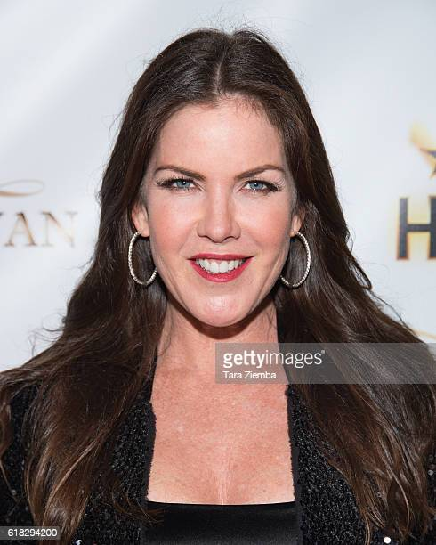 Actress Kira Reed Lorsch attends the Hollywood Walk Of Fame Honors at Taglyan Complex on October 25 2016 in Los Angeles California