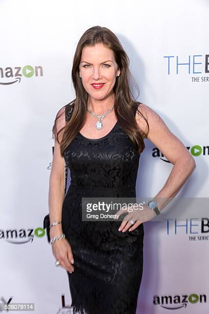 Actress Kira Reed Lorsch attends the LANY Entertainment Presents 'The Bay' PreEmmy Party at the St Felix on April 28 2016 in Hollywood California