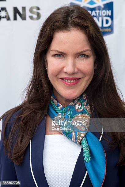 Actress Kira Reed Lorsch attends The Thalians Presidents Club Anchors Away Brunch at the California Yacht Club on June 5 2016 in Marina del Rey...