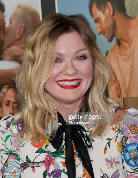 Actress Kirsten Dunst attends Focus Features luncheon and studio program celebrating 15 Years during CinemaCon 2017 at Caesars Palaceon March 29 2017...