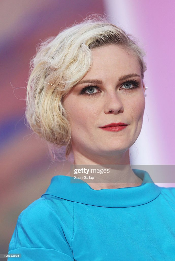 Actress Kirsten Dunst attends the Palme d'Or Award Ceremony held at the Palais des Festivals during the 63rd Annual Cannes Film Festival on May 23, 2010 in Cannes, France.