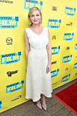 Actress Kirsten Dunst attends the screening of 'Midnight Special' during the 2016 SXSW Music Film Interactive Festival at Paramount Theatre on March...