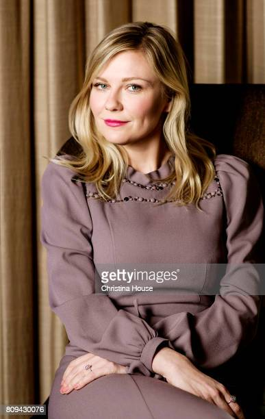 Actress Kirsten Dunst is photographed for Los Angeles Times on June 11 2017 in Los Angeles California PUBLISHED IMAGE CREDIT MUST READ Christina...