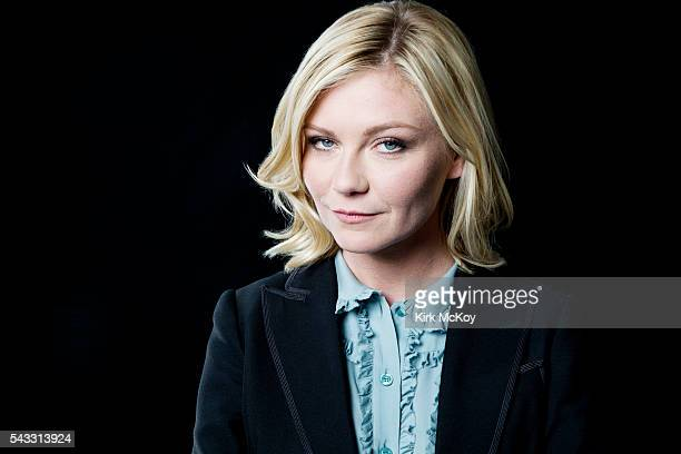 Actress Kirsten Dunst is photographed for Los Angeles Times on May 26 2016 in Los Angeles California PUBLISHED IMAGE CREDIT MUST READ Kirk McKoy/Los...