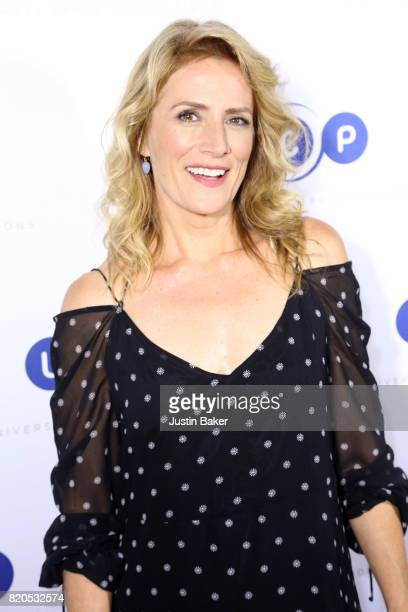 Actress Kirsten Nelson attends Universal Cable Productions Annual ComicCon Celebration at Omnia Nightclub on July 21 2017 in San Diego California