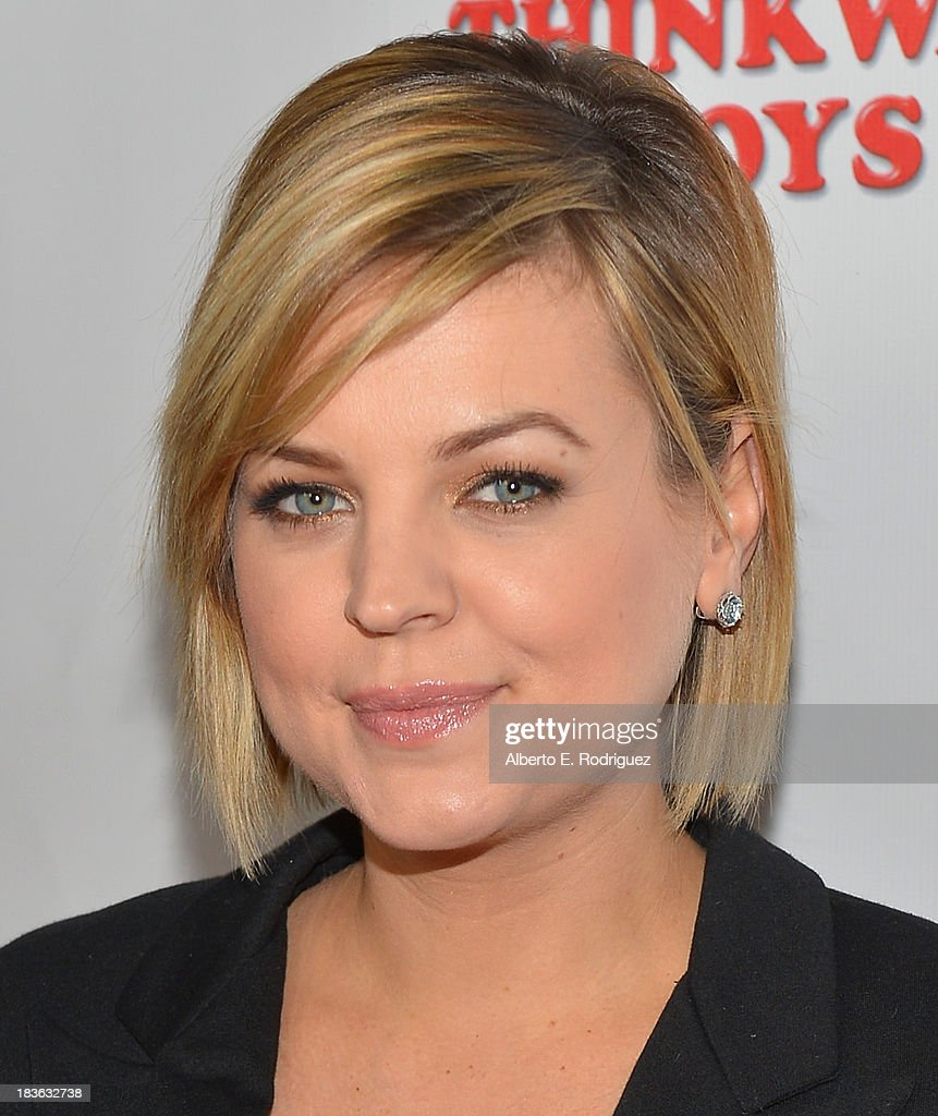 Actress Kirsten Storms attends The National Breast Cancer Coalition Fund presents The 13th Annual Les Girls at the Avalon on October 7, 2013 in Hollywood, California.
