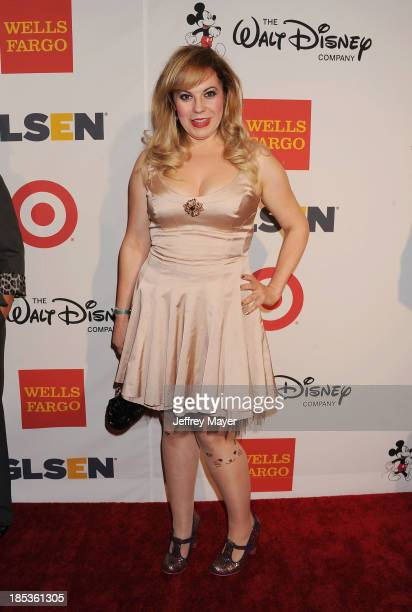 Actress Kirsten Vangsness attends the 9th Annual GLSEN Respect Awards held at the Beverly Hills Hotel on October 18 2013 in Beverly Hills California
