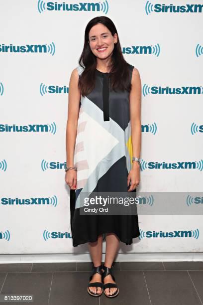 Actress KK Glick visits the SiriusXM Studio on July 12 2017 in New York City