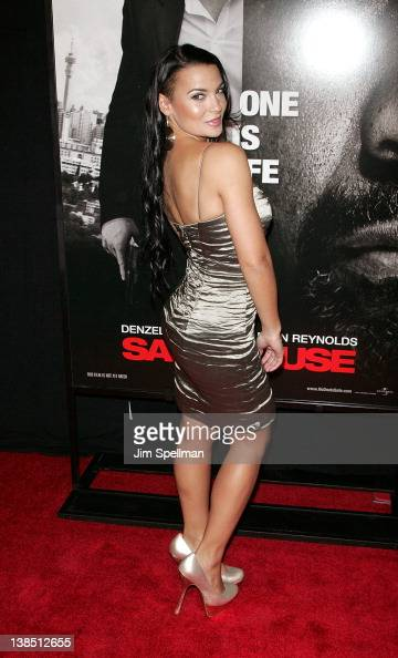 Actress Krista Ayne Attends The