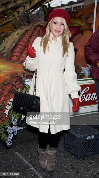 Actress Kristen Alderson attends the 91st Annual 6ABC IKEA Thanksgiving Day Parade on November 25 2010 in Philadelphia Pennsylvania