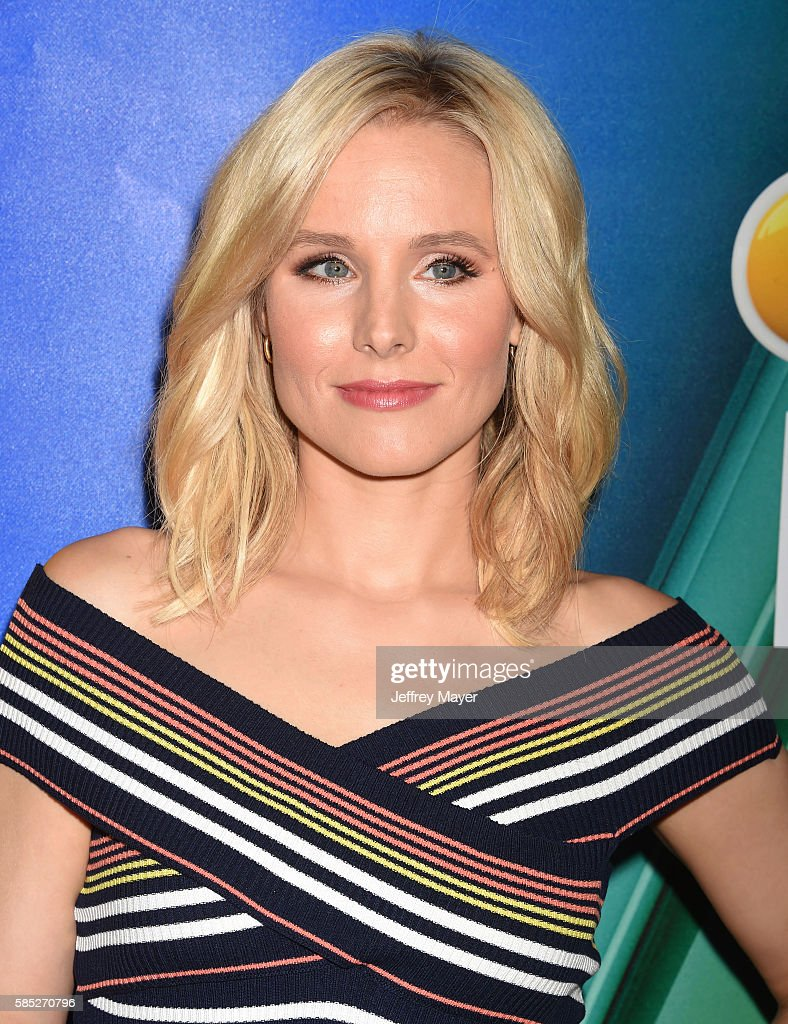 Actress Kristen Bell attends the 2016 Summer TCA Tour - NBCUniversal Press Tour at the Beverly Hilton Hotel on August 2, 2016 in Beverly Hills, California.
