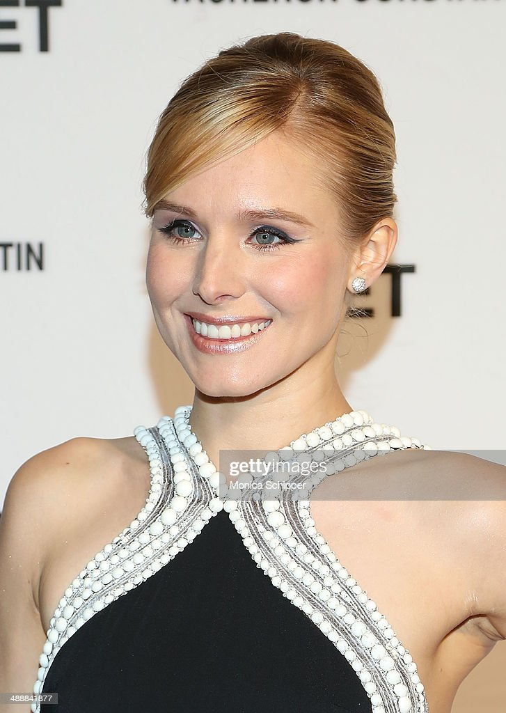 Actress Kristen Bell attends the New York City Ballet 2014 Spring Gala at David H. Koch Theater, Lincoln Center on May 8, 2014 in New York City.