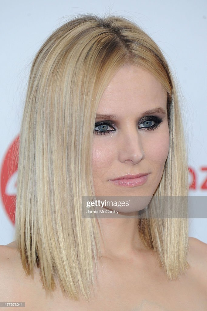 Actress Kristen Bell attends the 'Veronica Mars' screening at AMC Loews Lincoln Square on March 10, 2014 in New York City.