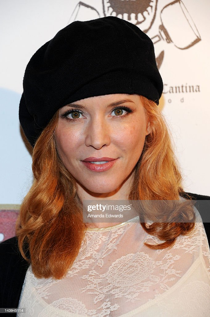 Actress Kristen Dalton arrives at the 8th Annual Cinco de Mayo Benefit With Charity Celebrity Poker Tournament at Velvet Margarita Cantina on May 5, 2012 in Hollywood, California.