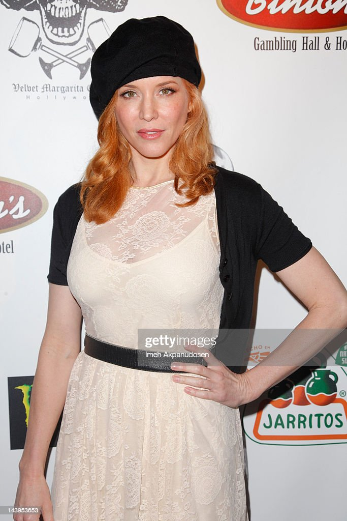 Actress Kristen Dalton attends the 8th Annual Cinco de Mayo Benefit And Charity Celebrity Poker Tournament at Velvet Margarita on May 5, 2012 in Hollywood, California.