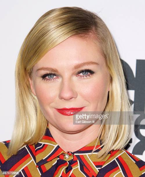 Actress Kristen Dunst attends the PEN Center USA's 25th Annual Literary Awards Festival at the Beverly Wilshire Four Seasons Hotel on November 16...