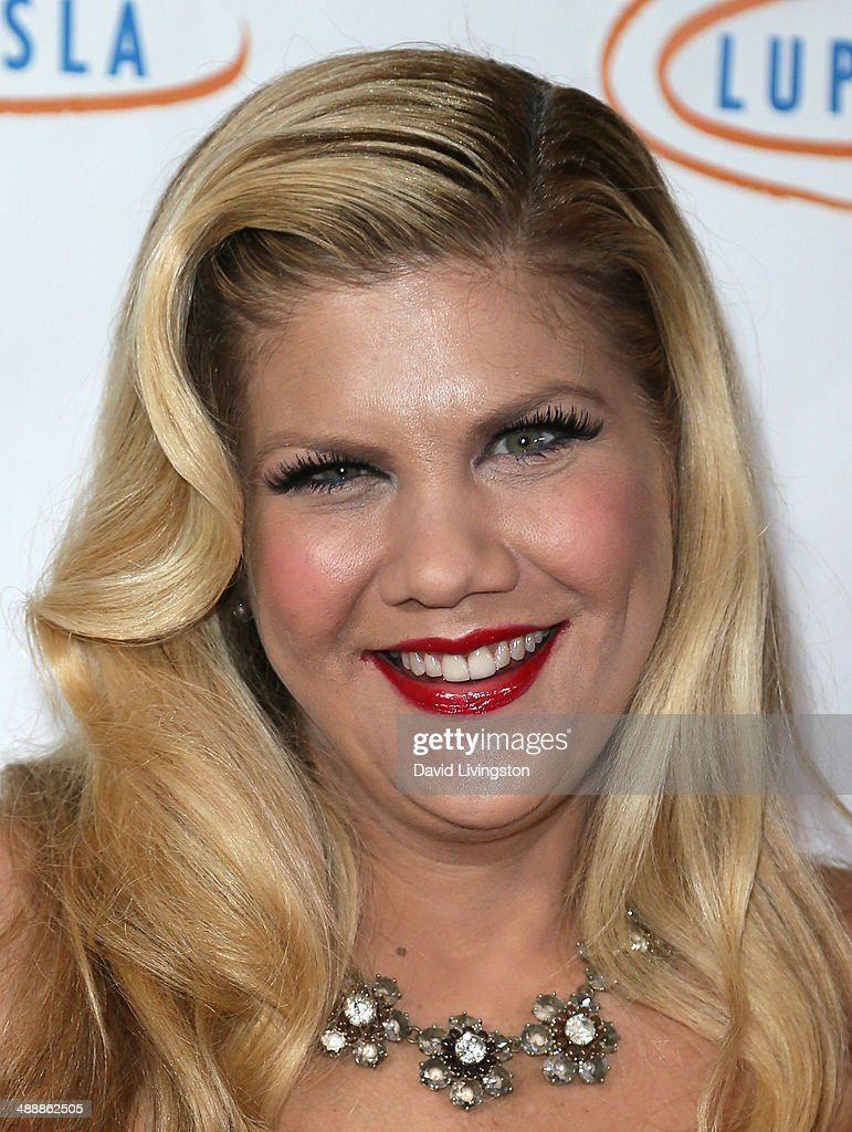 14th annual lupus la orange ball arrivals getty images for A t the salon johnstone
