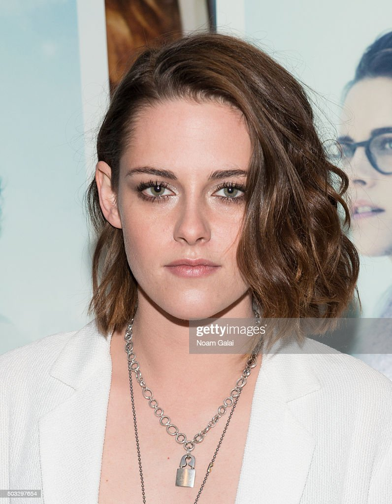 Actress Kristen Stewart attends a screening of 'Clouds Of Sils Maria' hosted by IFC at IFC Center on January 3, 2016 in New York City.