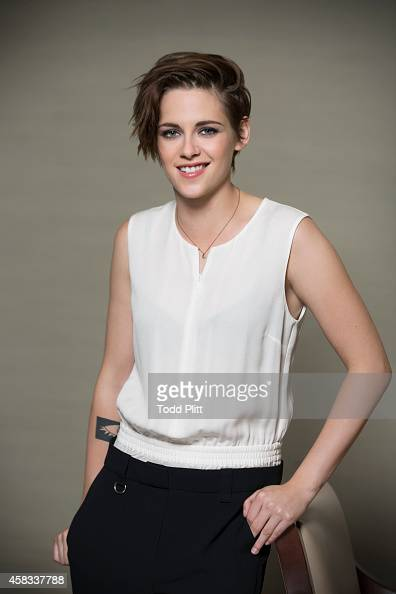 Actress Kristen Stewart is photographed for USA Today on October 8 2014 in New York City