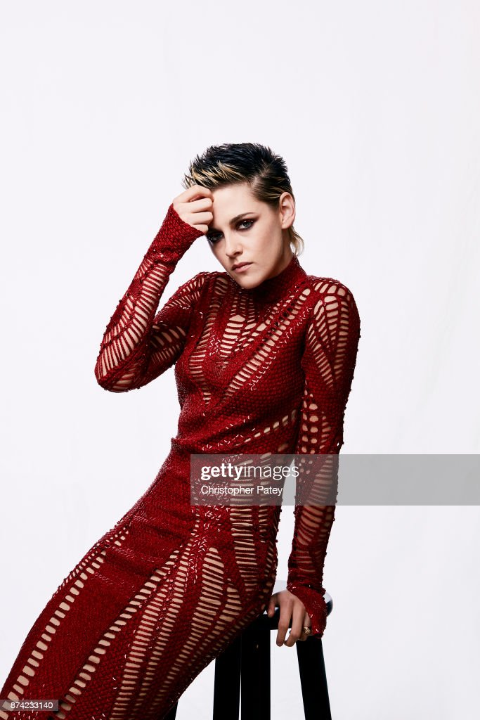 Actress Kristen Stewart poses for a portrait at the 31st Annual American Cinematheque Awards Gala at The Beverly Hilton Hotel on November 10, 2017 in Beverly Hills, California.