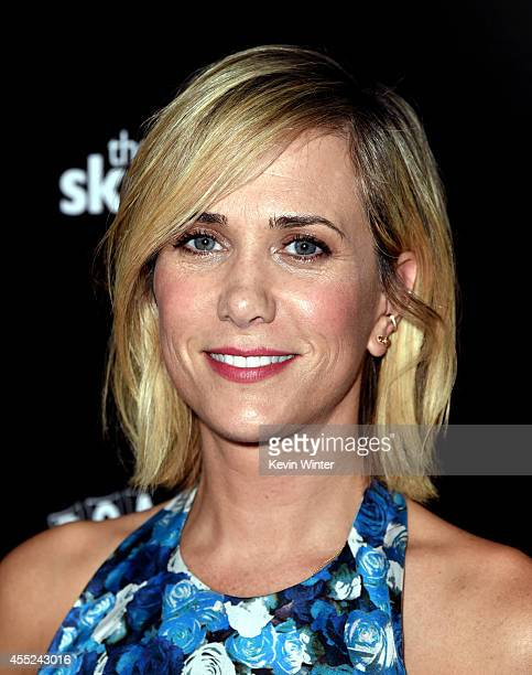Actress Kristen Wiig arrives at the premiere of Roadside Attractions' 'The Skeleton Twins' at the Arclight Theatre on September 10 2014 in Los...