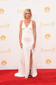 Actress Kristen Wiig attends the 66th Annual Primetime Emmy Awards held at Nokia Theatre LA Live on August 25 2014 in Los Angeles California
