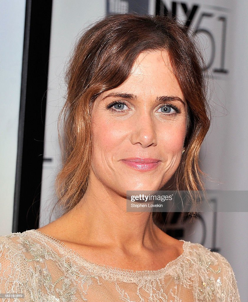 Actress Kristen Wiig attends the Centerpiece Gala Presentation Of 'The Secret Life Of Walter Mitty' during the 51st New York Film Festival at Alice Tully Hall at Lincoln Center on October 5, 2013 in New York City.