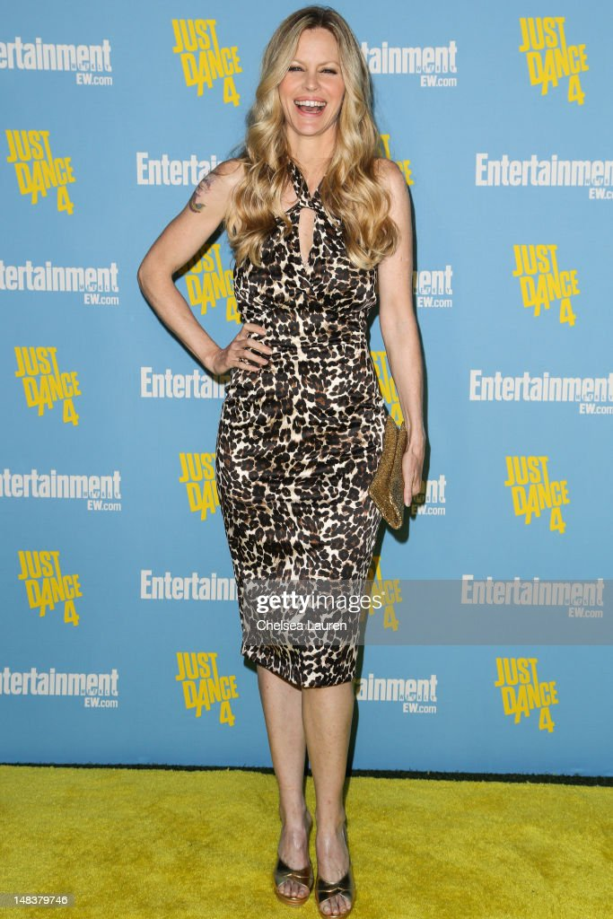 Actress Kristin Bauer van Straten arrives at Entertainment Weekly's Comic-Con celebration at Float at Hard Rock Hotel San Diego on July 14, 2012 in San Diego, California.