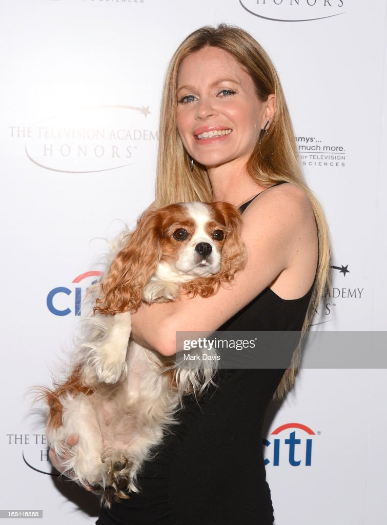 Actress Kristin Bauer van Straten attends the '6th Annual Television Academy Honors' held at the Beverly Hills Hotel on May 9, 2013 in Beverly Hills, California.