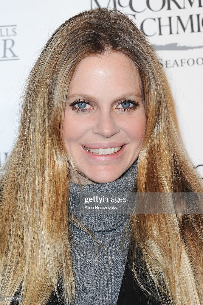 Actress <a gi-track='captionPersonalityLinkClicked' href=/galleries/search?phrase=Kristin+Bauer&family=editorial&specificpeople=3164038 ng-click='$event.stopPropagation()'>Kristin Bauer</a> van Straten attends the Amanda Foundation's annual 'Bow Wow Beverly Hills' Halloween Event at Two Rodeo on October 27, 2013 in Beverly Hills, California.