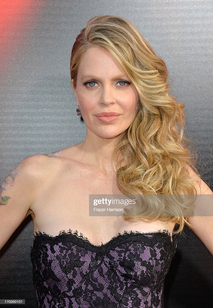 Actress Kristin Bauer van Straten attends the premiere of HBO's 'True Blood' Season 6 at ArcLight Cinemas Cinerama Dome on June 11, 2013 in Hollywood, California.