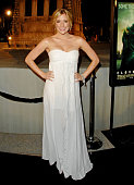 Actress Kristin Cavallari arrives at the Los Angeles Premiere 'Cloverfield' at Paramount Studios on January 16 2008 in Los Angeles California