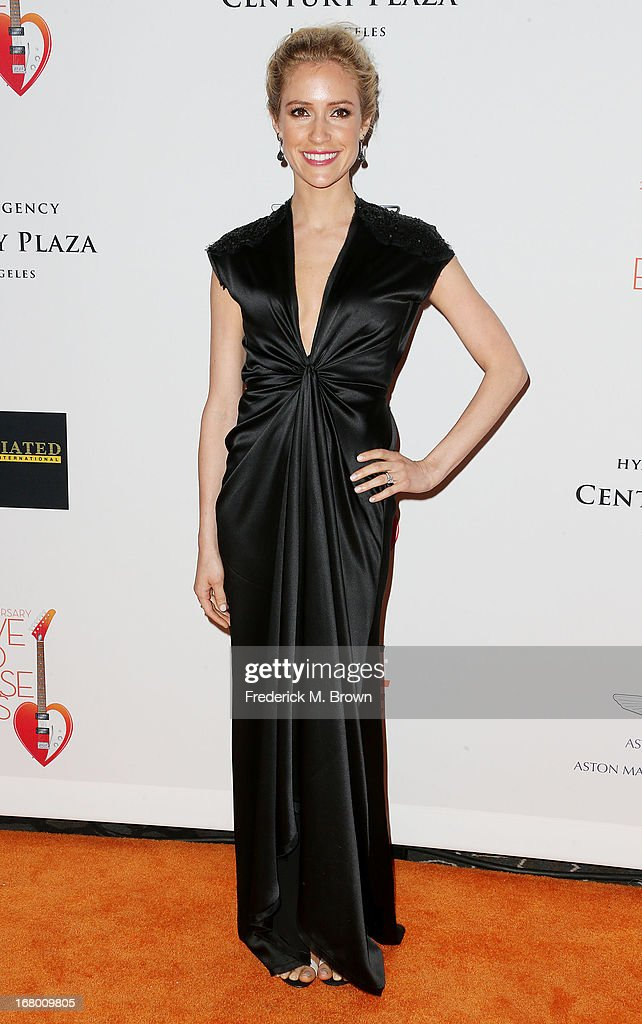 Actress Kristin Cavallari attends the 20th Annual Race to Erase MS Gala 'Love to Erase MS' at the Hyatt Regency Century Plaza on May 3, 2013 in Century City, California.