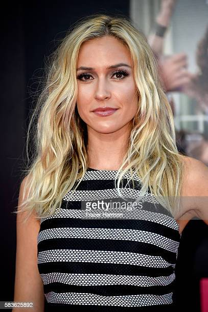 Actress Kristin Cavallari attends the premiere of STX Entertainment's 'Bad Moms' at Mann Village Theatre on July 26 2016 in Westwood California